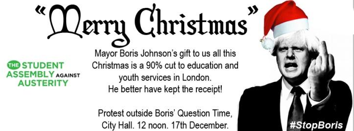 Merry Xmas Boris