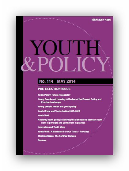 what is youth policy In 1995, the member states of the united nations jointly adopted 'world programme of action for youth' to the year 2000 and beyond (wpay) the final.