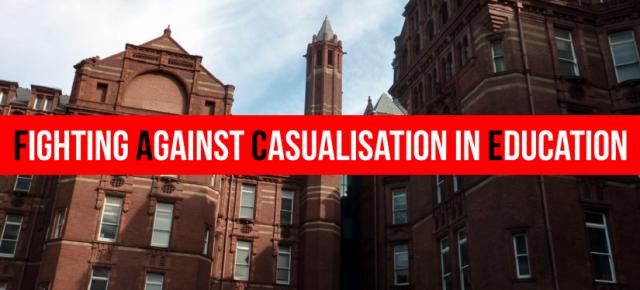 Casualisation