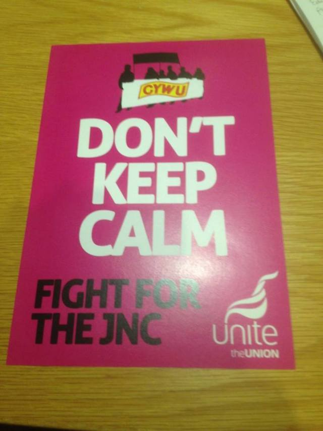 Fight For JNC