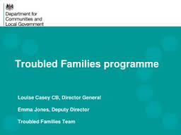 troubled families