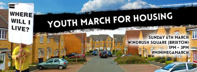 Youth March for Housing
