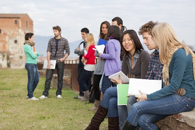 Multiracial College Students