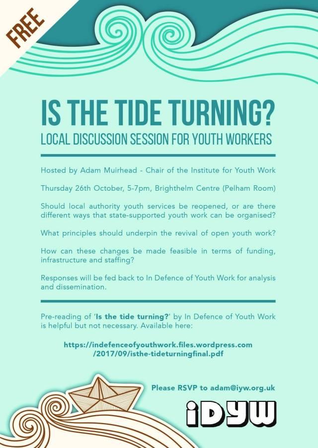 Brightonis tide turning