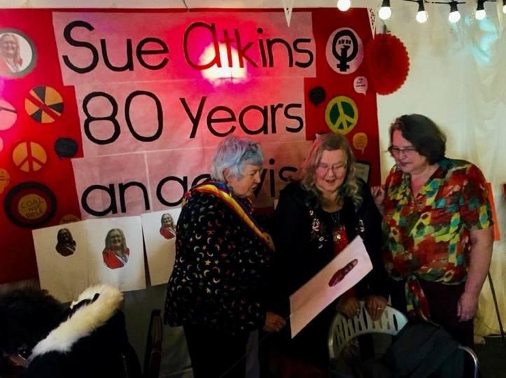 Sue Atkins80