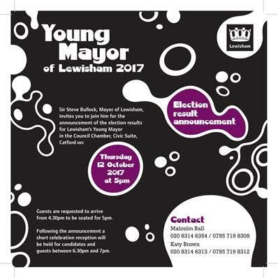young mayor